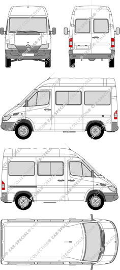 Mercedes-Benz Sprinter (2002)