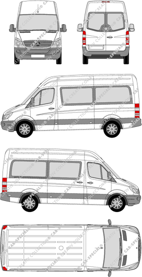 Mercedes-Benz Sprinter (2006)