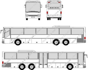 Setra S 317 UL G-Front