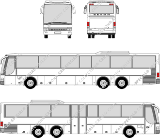 Setra S 317 UL S-Front