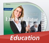 Etat-Kalkulator Education